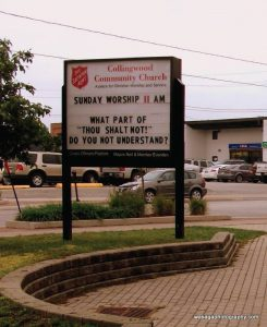 Salvation Army Collingwood