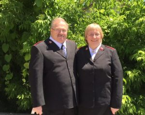Captains Rob & Micheline Hardy